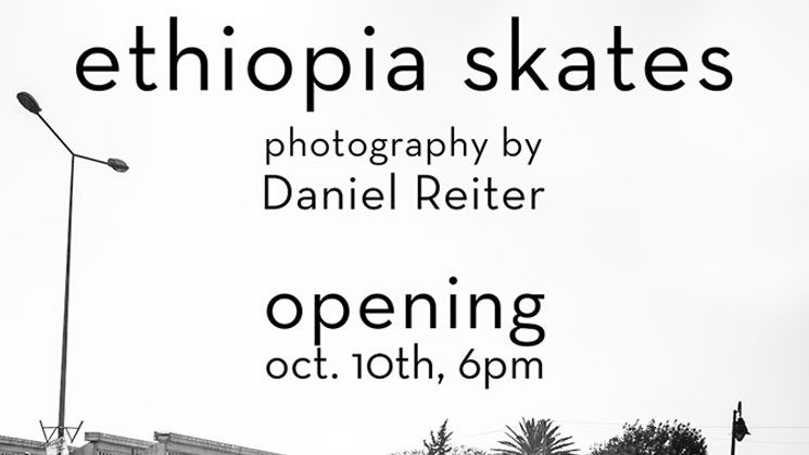 ETHIOPIA SKATES – PHOTO EXHIBITION IM IRIEDAILY BRAND STORE