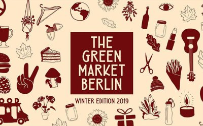 THE GREEN MARKET – WINTER EDITION 2019