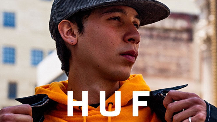 HUF HERBST/WINTER 2020 KOLLEKTION