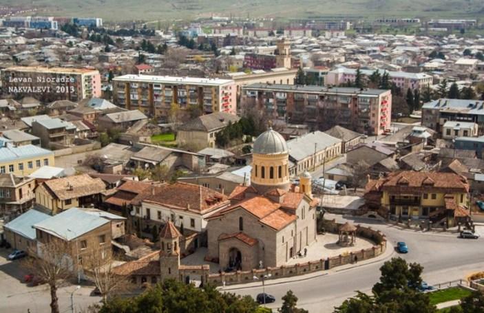 مدينة غوري تبليسي