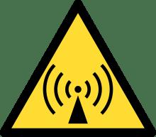 220px-Radio_waves_hazard_symbol.svg