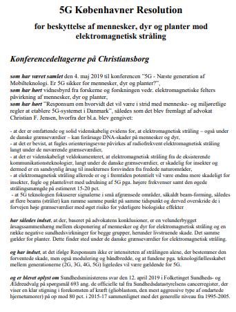 Forside-Københavnerresolusjonen