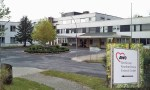 Der Eingang vor dem Krankenhaus soll Sertürner-Platz heißen. Foto: Montage