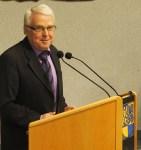 Martin Wehner, ehemaliger Bürgermeister von Einbeck.