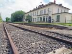 Fährt bald regelmäßig ein Zug?