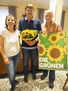 Karen Pollock, Jörg Wolkenhauer, Volker Ruwisch.