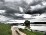 Symbolfoto: Hochwasser im Leinepolder 2013.