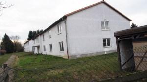 Die Häuser des ehemaligen Flüchtlingswohnheims am Kohnser Weg
