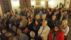 Groß war das Interesse bei der Auftaktveranstaltung am 5. November im Alten Rathaus.