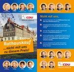 CDU-Flyer.