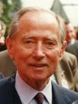 Dr. Carl-Ernst Büchting (1915-2010). Foto: KWS Saat SE