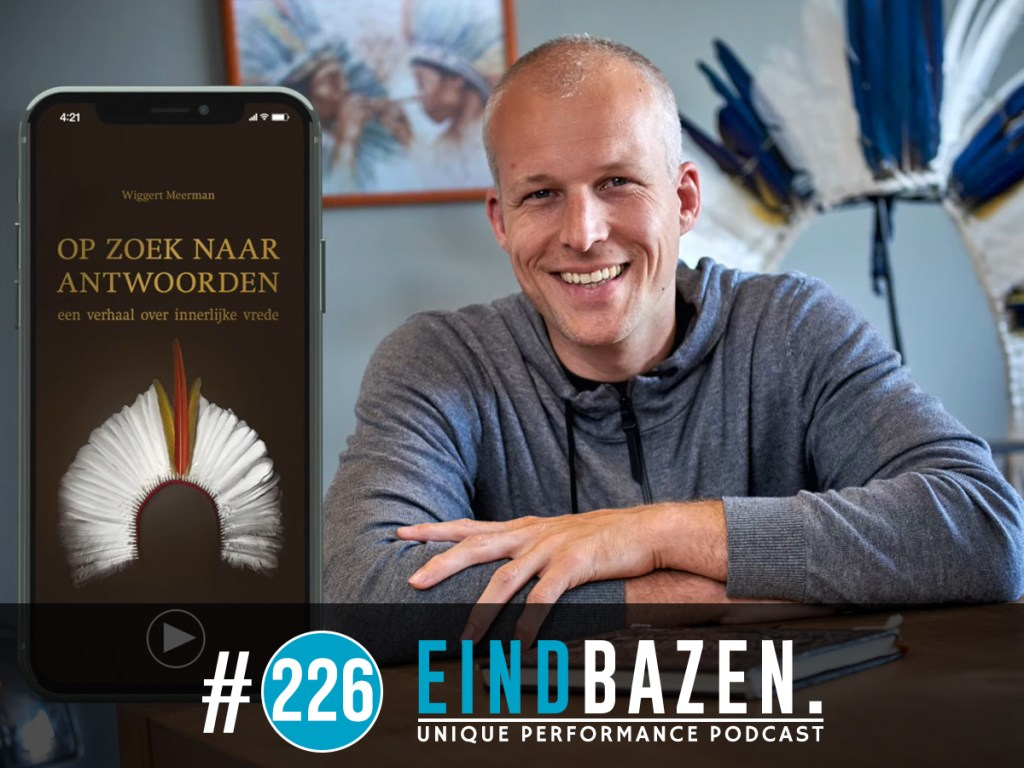 Podcast #226 Audioboek preview 'Op zoek naar Antwoorden' door Wiggert Meerman Wordpress