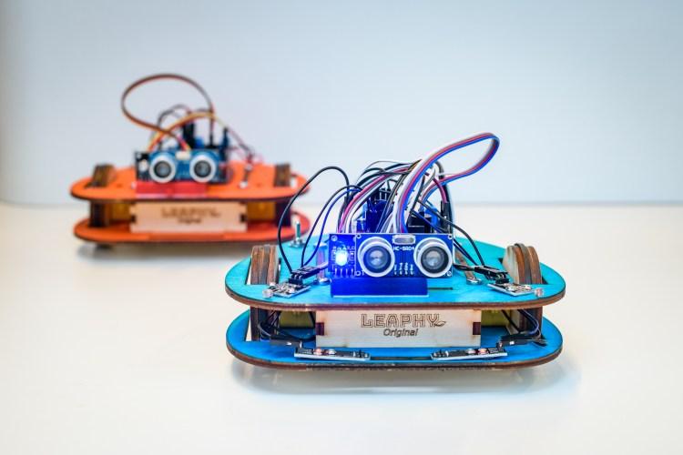 Leaphy, robotica voor iedere leerling