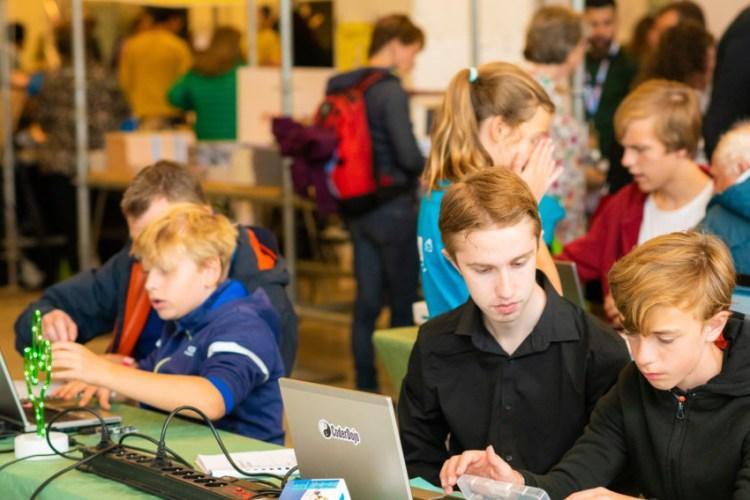 Creatief programmeren met Scratch en Micro:bit