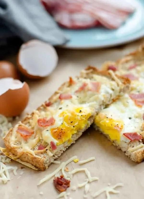 extrem guter Frühstücks-Auflauf