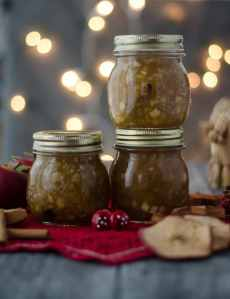 Bratapfelkonfitüre – The Sugarprincess Christmas Cookie Club