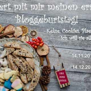 Zusammenfassung Blogevent: Cookies, Kekse und Plätzchen