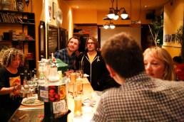 2013. Aleks, rechts neben Vera