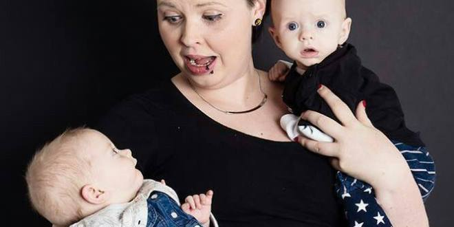 Zwillingsmama Ela hatte keine schöne Schwangerschaft. Doch alles ging gut.