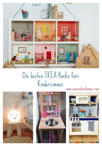 Die 11 besten ikea hacks f rs kinderzimmer for Kinderzimmer hacks