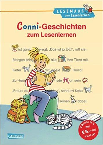 conniGeschichten Die TOP 11: Kleinigkeiten für die Schultüte inkl. Gewinnspiel