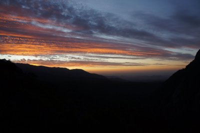 Reserva Nacional Altos de Lircay