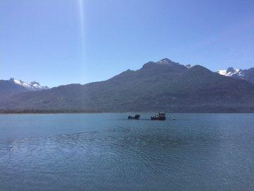 Auf nach Patagonien über die Carretera Austral