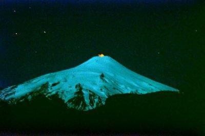Pucon und unser Aufstieg zum rauchenden Krater des Vulkan Villarrica