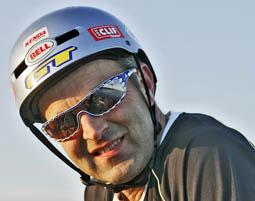 Mountainbiken mit Hans Rey