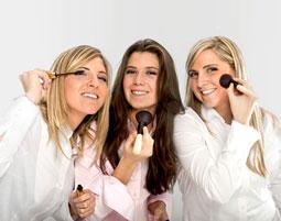 Make-Up Party fuer bis zu 6 Personen