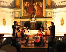 Residenz-Konzert fuer 2 in Muenchen