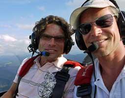 Fliegende Autogrammstunde mit Steffen Wink