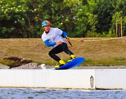 Wakeboard & Wasserski Aktivtage bei Kiel