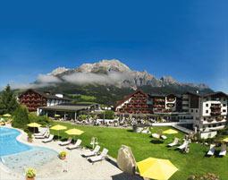 Wellness-Urlaub mit Golftag im Salzburger Land fuer 2