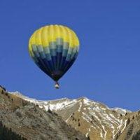 Panorama-Ballonfahrt Tiroler Alpen