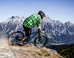 Abgefahrene Abfahrten im Alpenland!