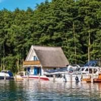 See-Uebernachtung im Pfahlhaus fuer bis zu 4 Personen