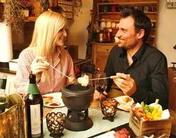 Ihr Patentrezept fuer ein romantisches Dinner!