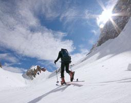 Hier werden Anfaenger zu Gipfelstuermern.