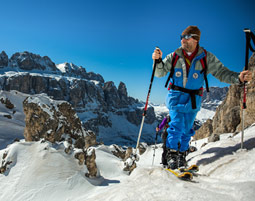 Auf den Brettern dem Gipfel entgegen!