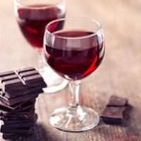 Wein- &amp, Schokoladen Seminar