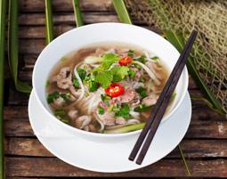Die Haute Cuisine des Orients!