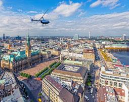Die Hansestadt ist himmlisch schoen!