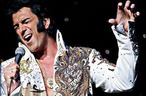 Zu Gast beim King of Rock 'n' Roll!