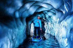 Der Hintertuxer Gletscher: Spektakuläre Aufnahmen vom ewigen Eis