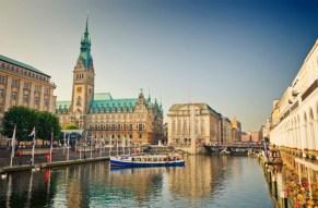 Die plattdeutsche Definition von schoen: Hamburg!