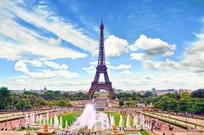 Frankreichs Hauptstadt liegt euch zu Füssen!