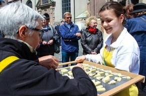 Kulinarische Entdeckungsreise – Probiertour am Viktualienmarkt