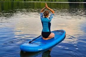 Finde deinen Flow auf dem Wasser