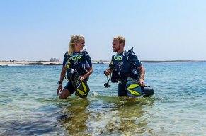 Einzigartiges Unterwasser-Abenteür – Tauchen im Oman